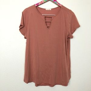 Maurices tee size 0X // 1373